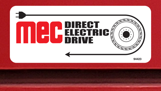 E Direct Electric Drive